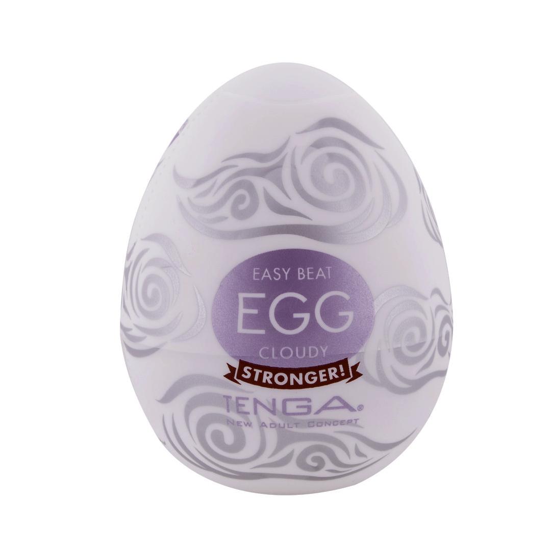 Masturbační vajíčko Tenga Egg Cloudy 1 ks