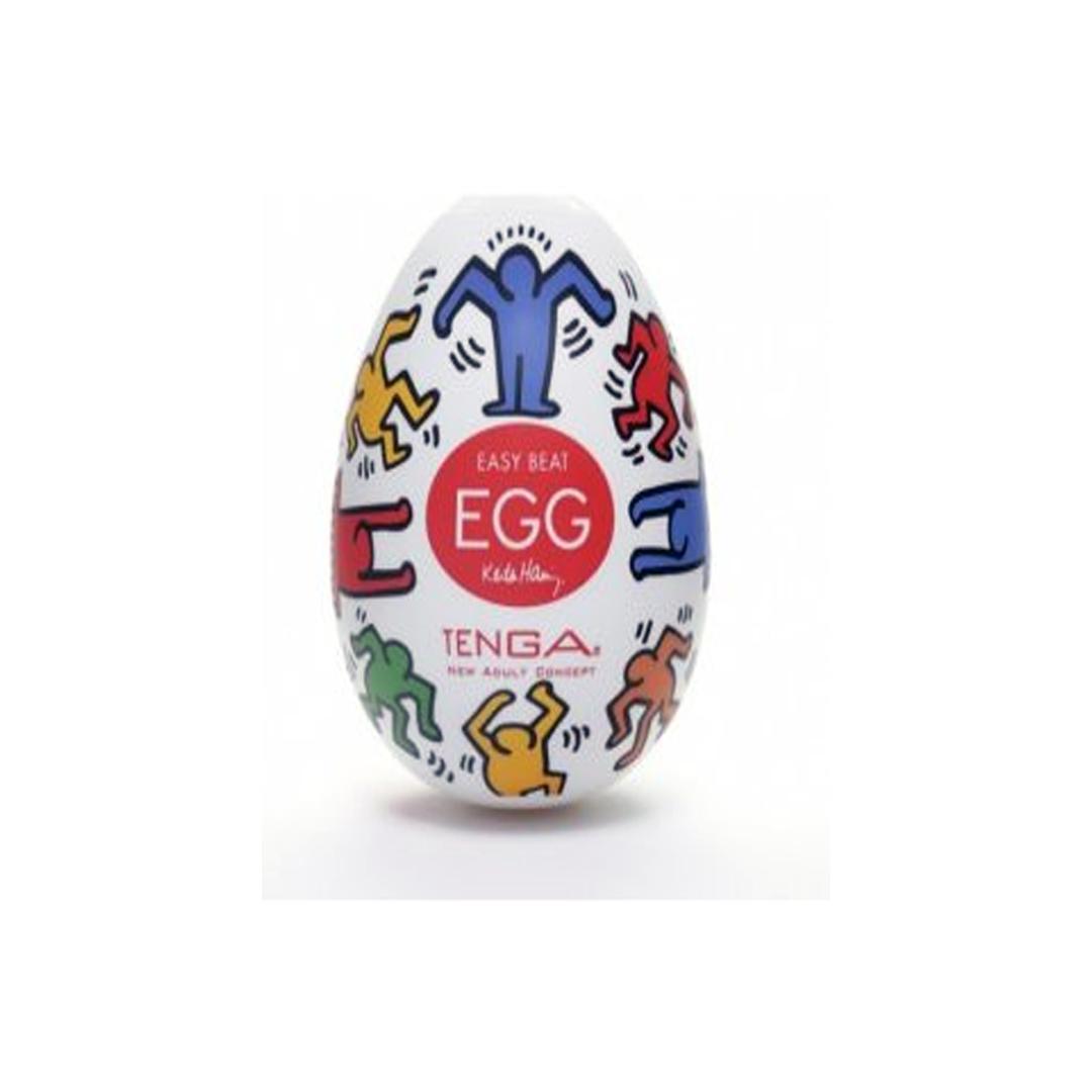 Masturbační vajíčko Tenga Egg Dance KH Single