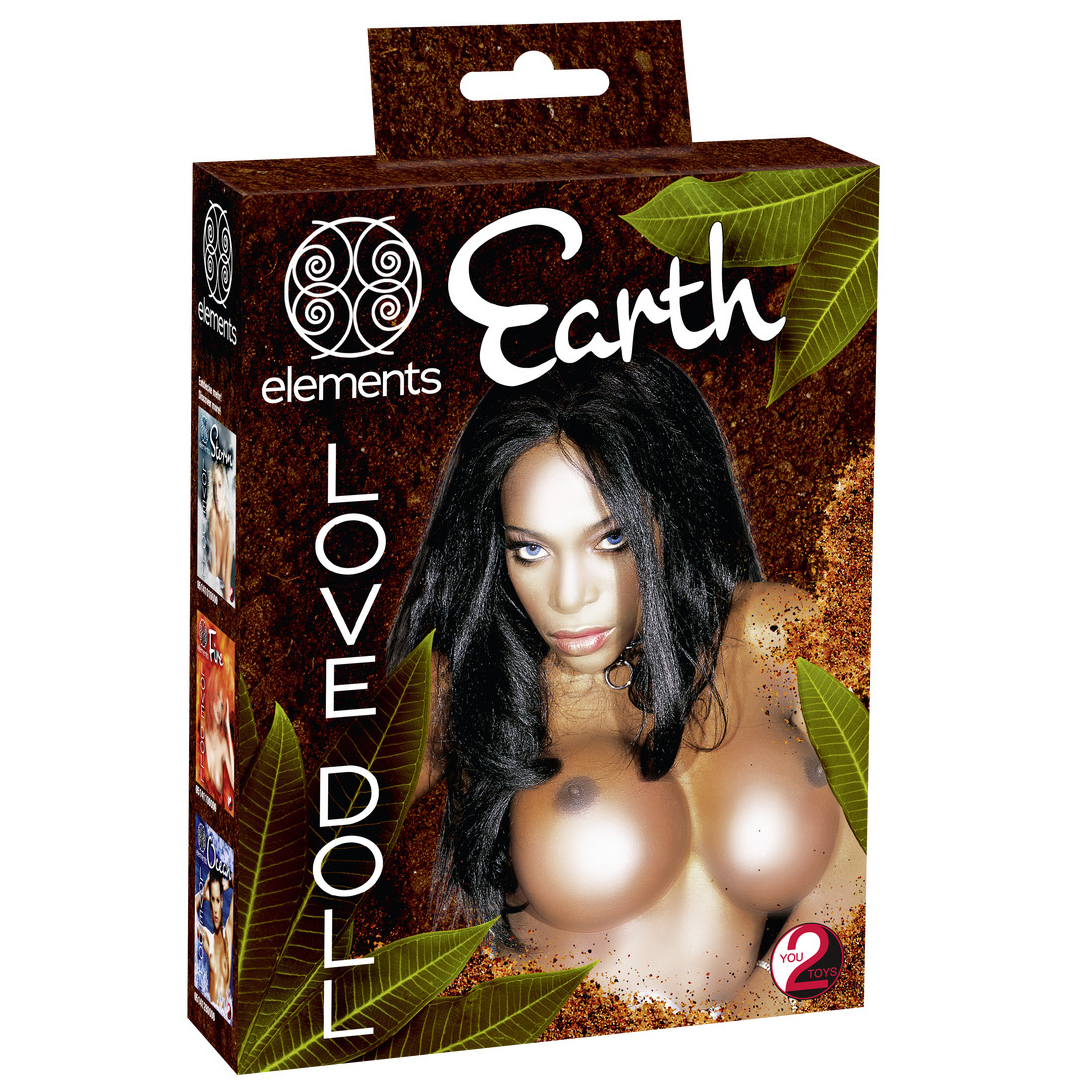 You2Toys Earth Love Doll