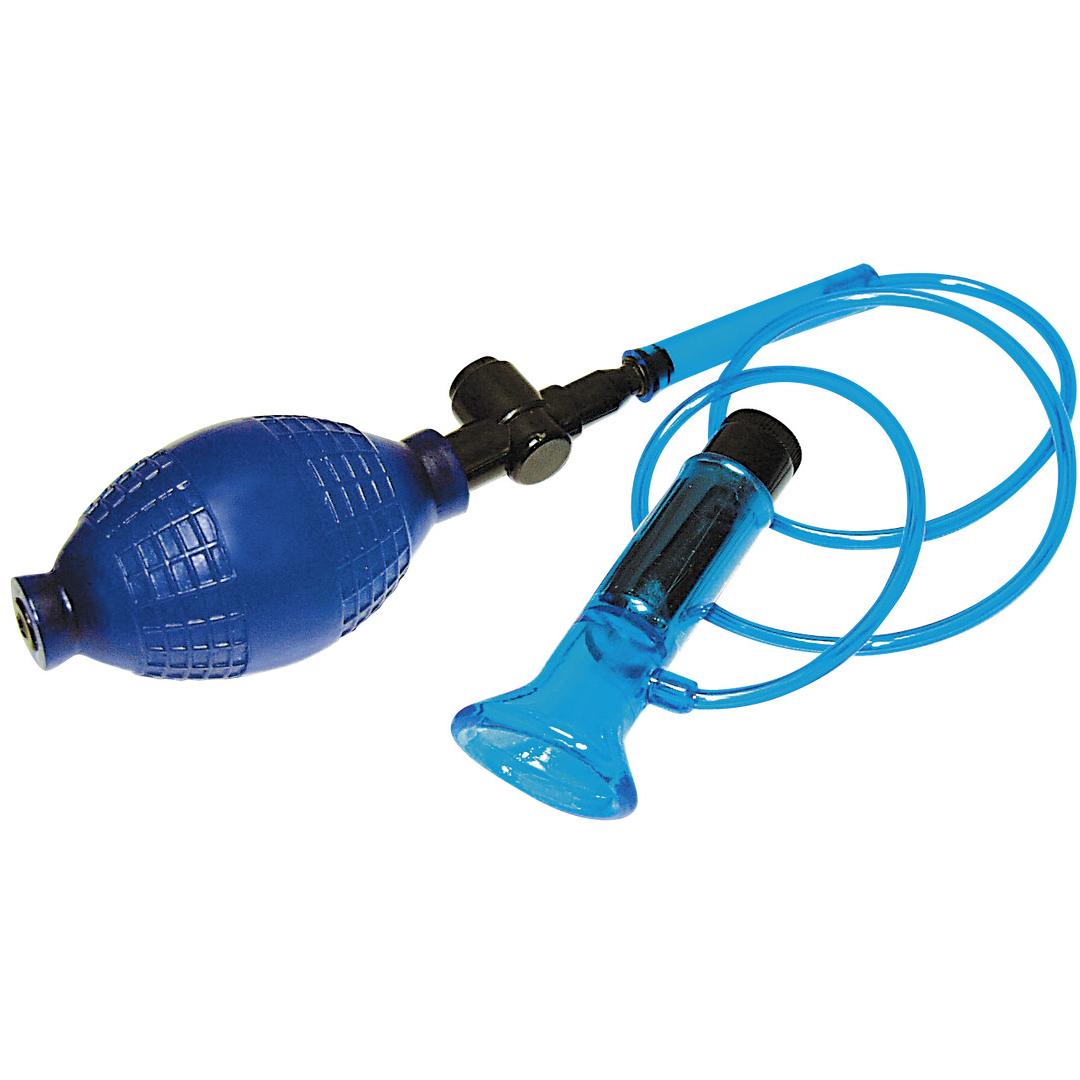 Vibrační a sací pumpa pro ženy - Universal Sucker