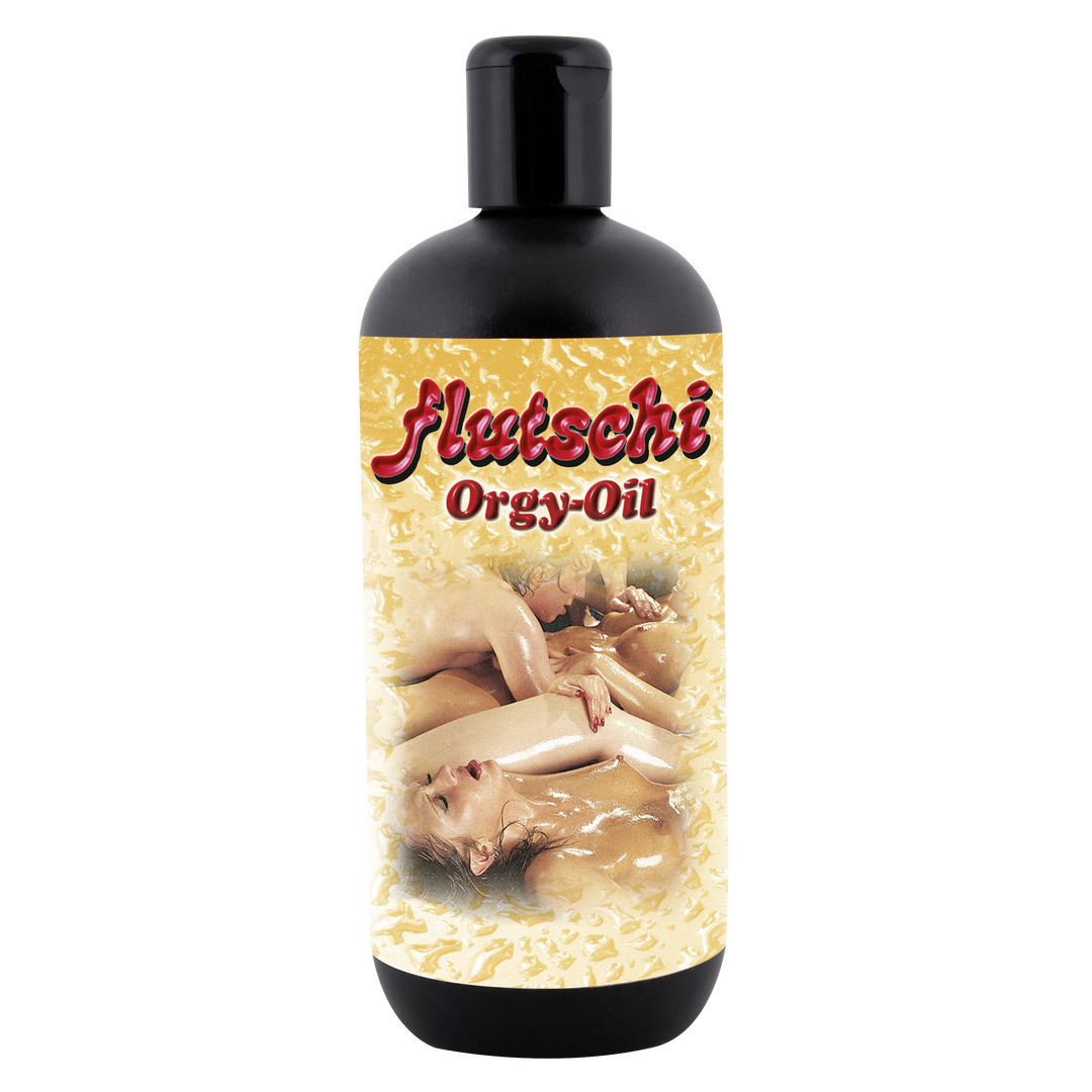 Masážní olej Flutschi Orgy - velké balení