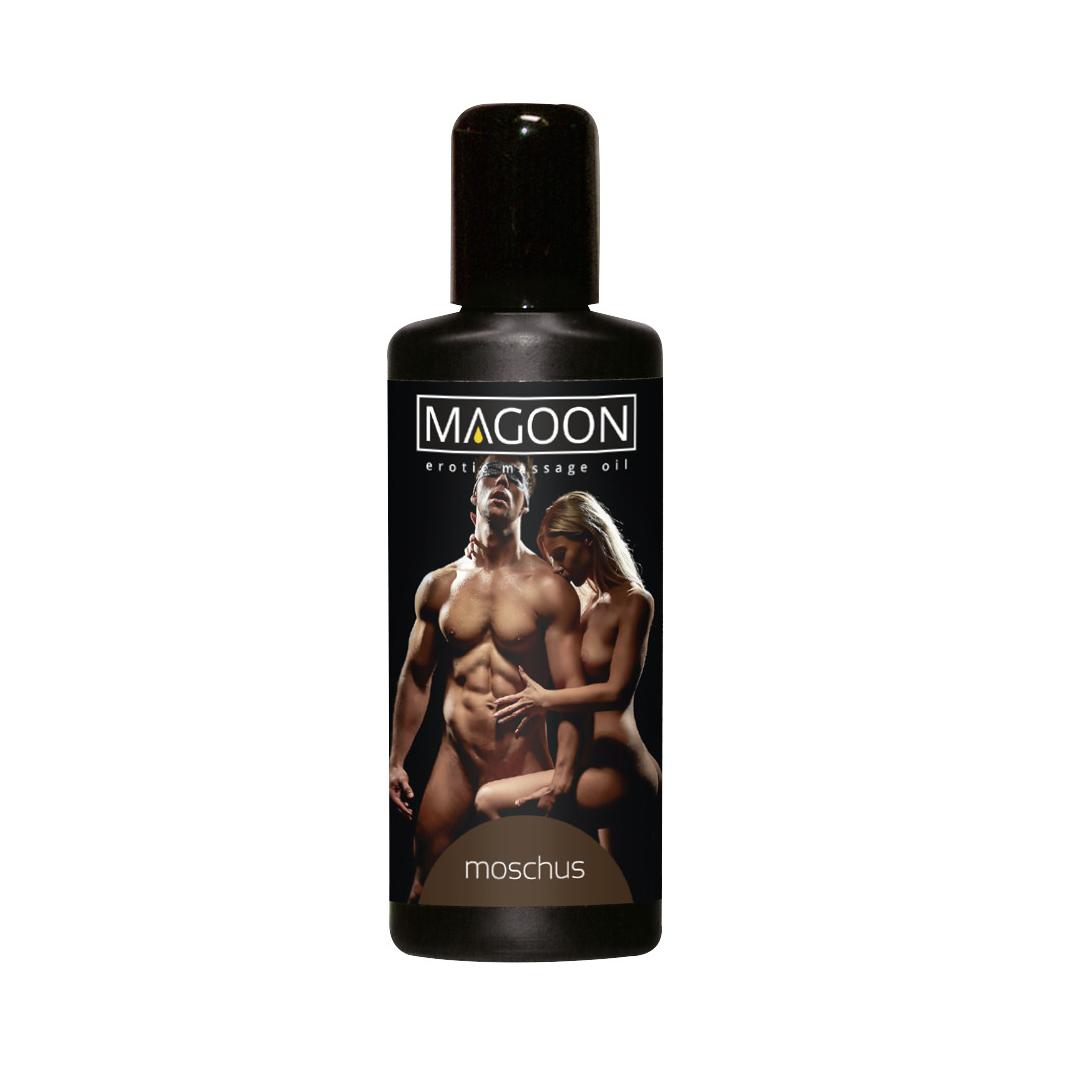 Masážní olej Moschus - malé balení 50ml