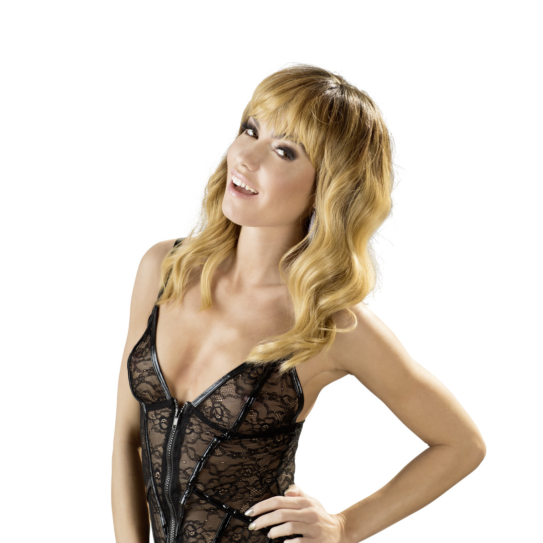 Paruka Wig Ombre blonde