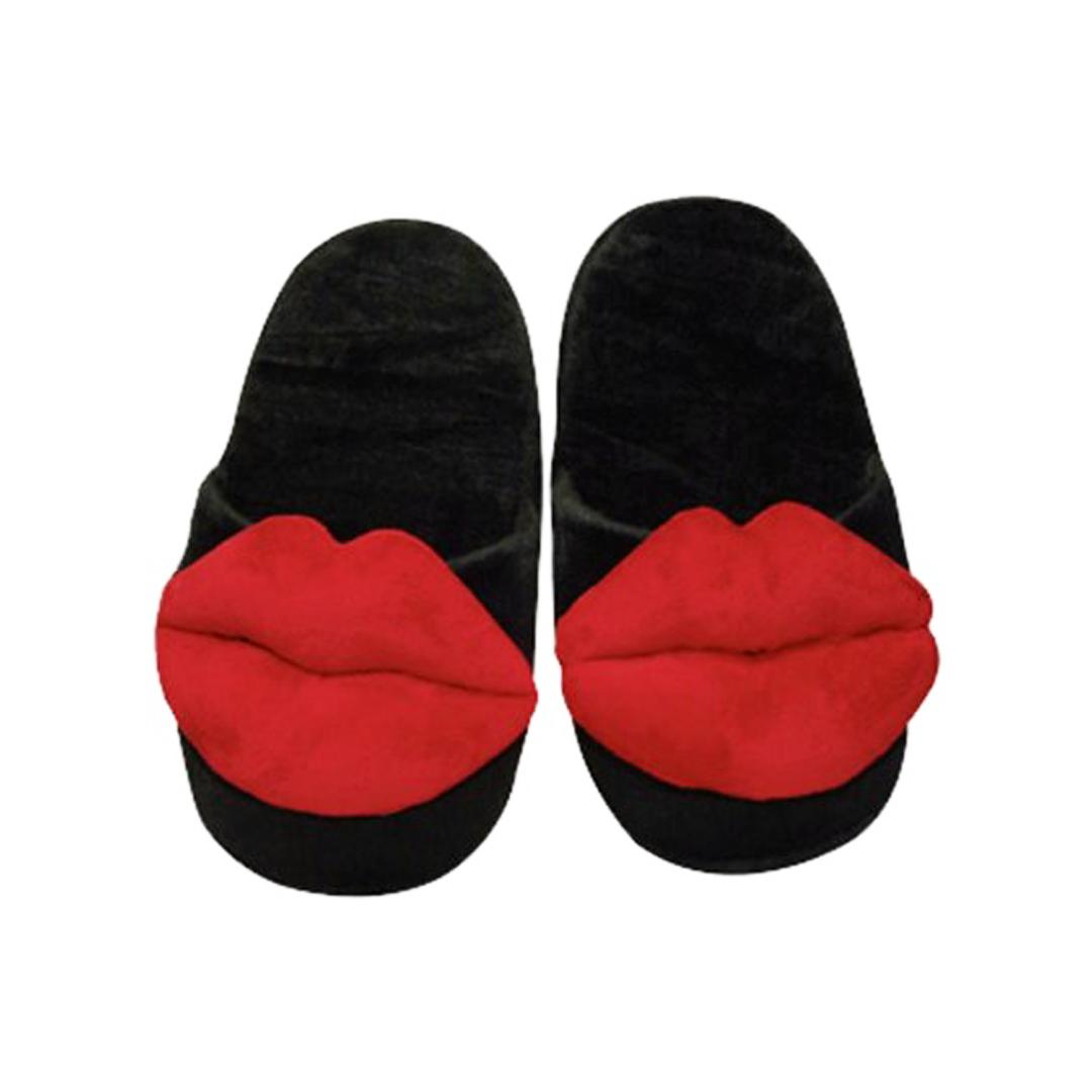 Papuče polibek Kiss