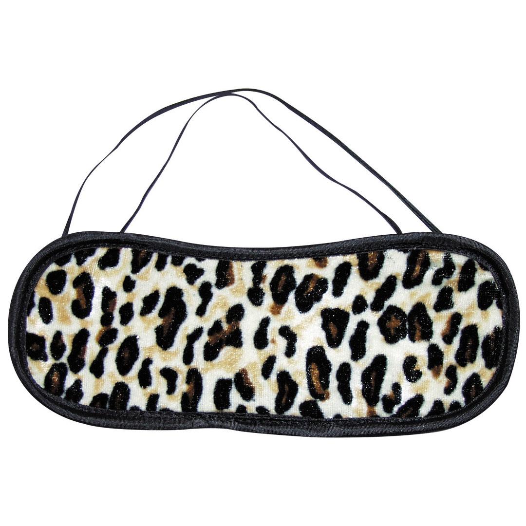 Maska na oči leopardí