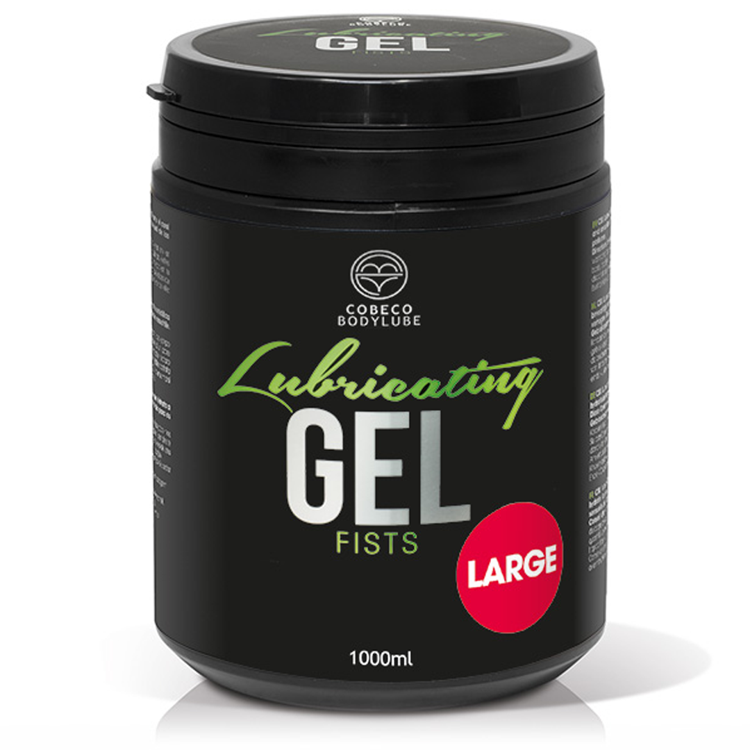 CBL Lubricating GEL Fists (1000ml)