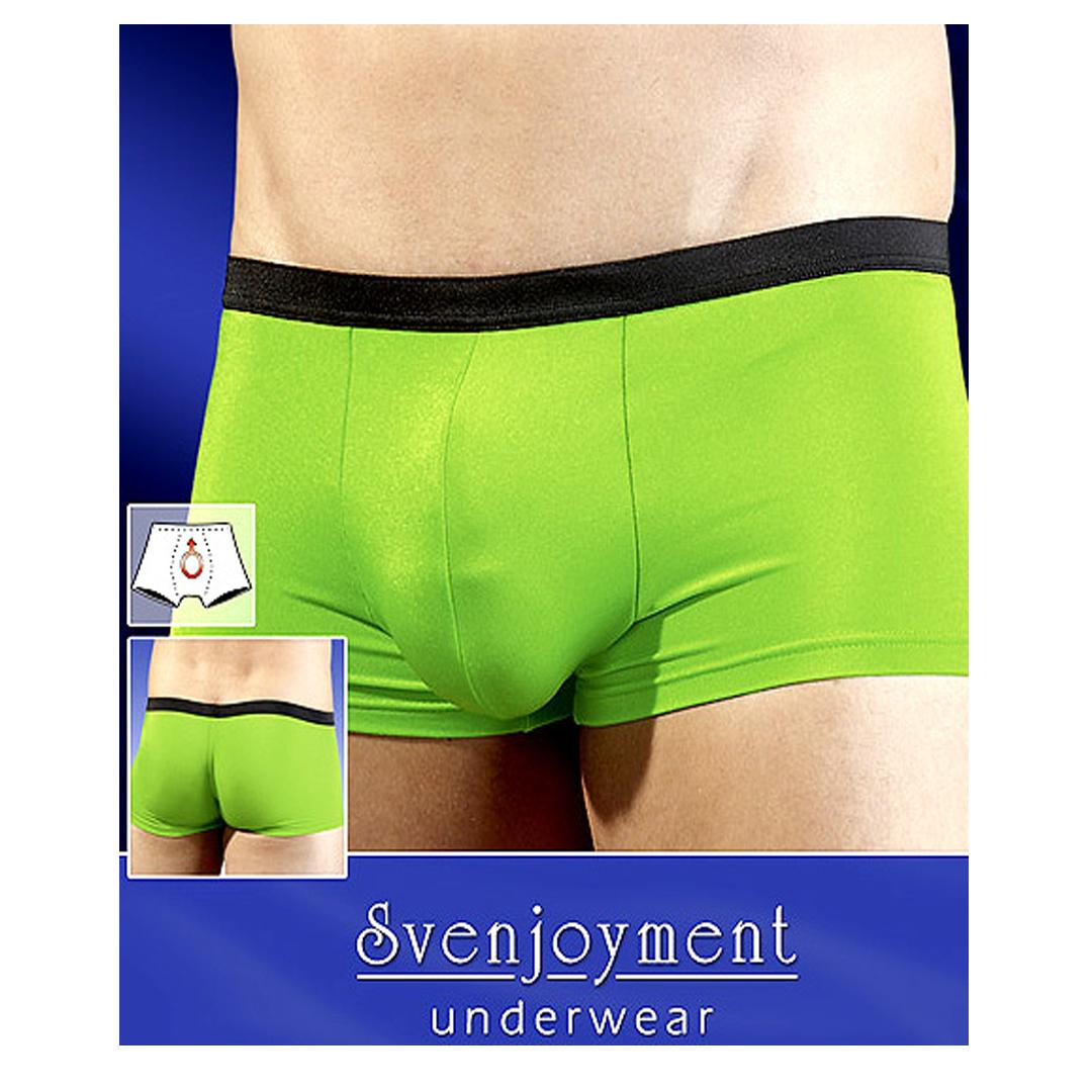 Zelené boxerky Felix, 2XL