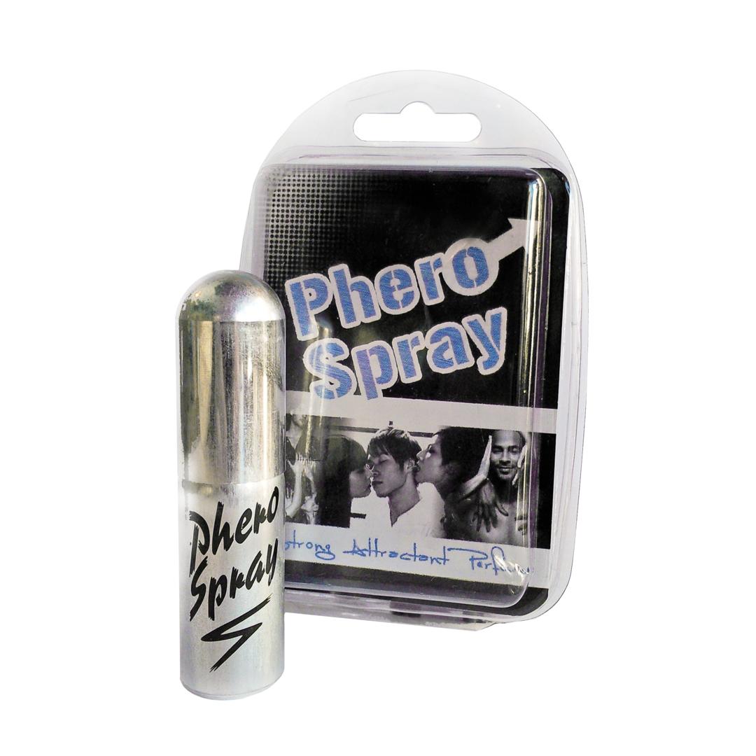 Pheromonový spray pro muže