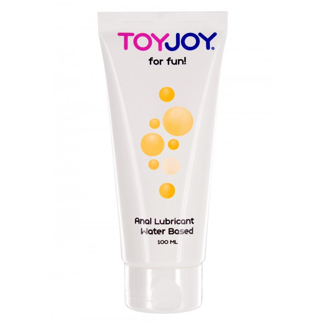 Anální lubrikační gel Toyjoy Anal Lube Waterbased 100 Ml