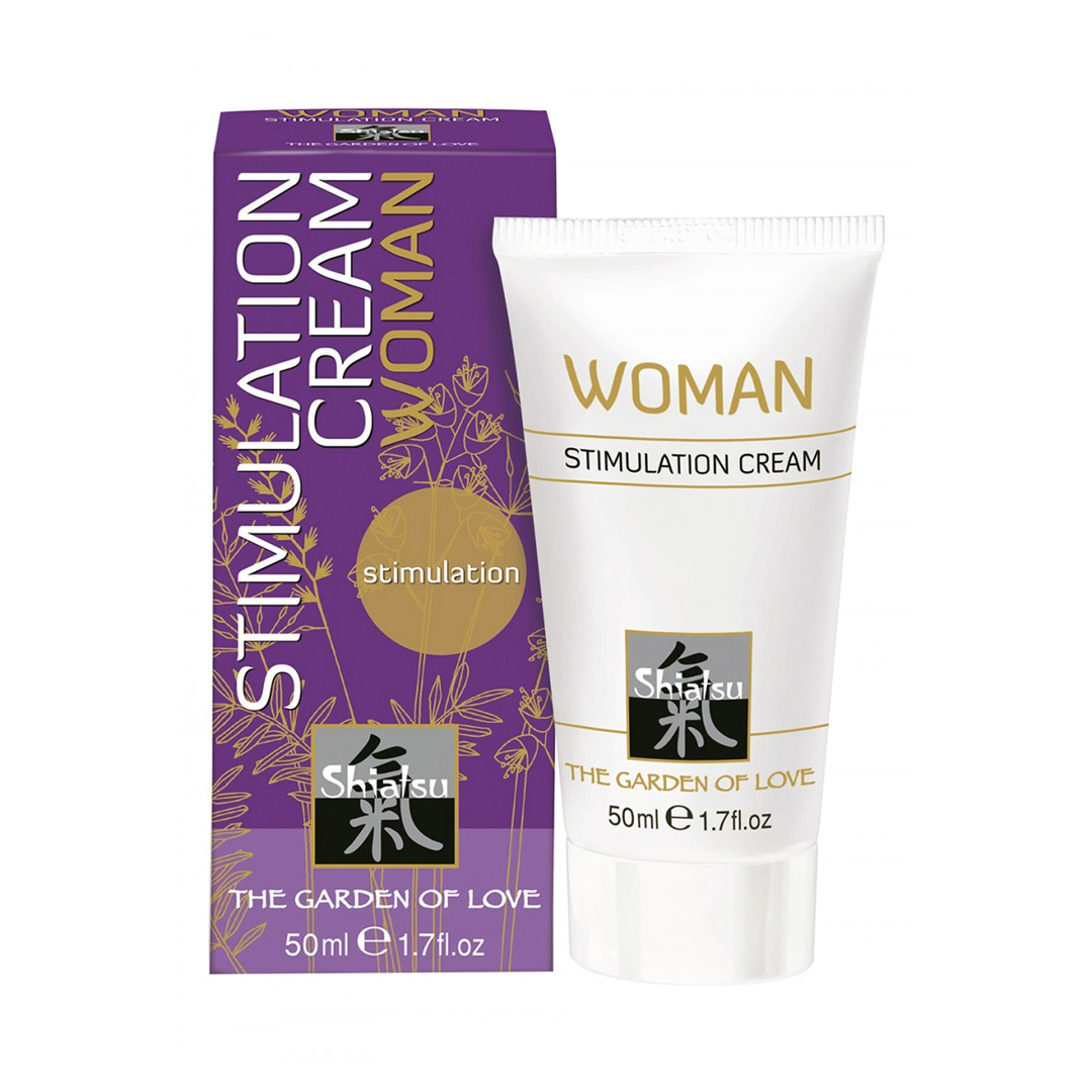 Geisha´s Dream stimulation cream 50 ml