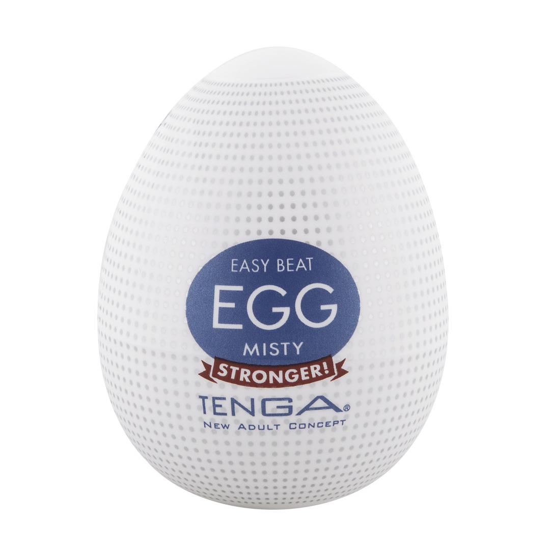 Masturbační vajíčko Tenga Egg Misty