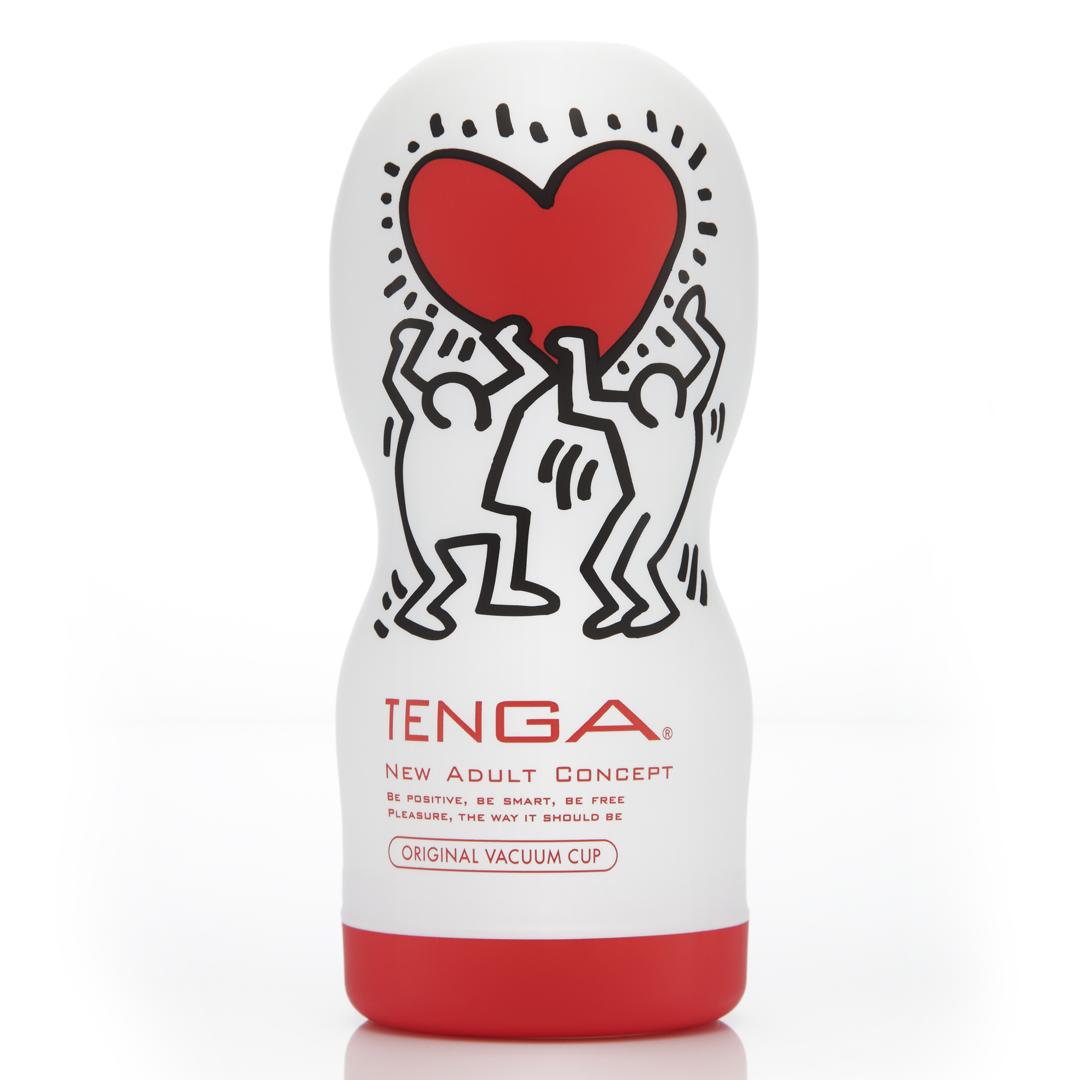 Tenga - Keith Haring Original Vacuum Cup